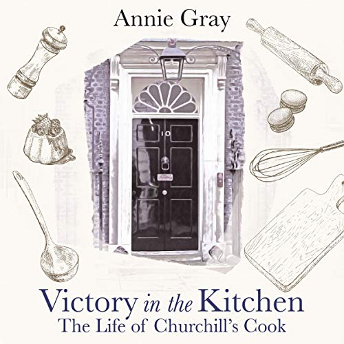 Victory in the Kitchen cover art