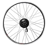 YOSE POWER E-Bike Conversion Kit Black 28' (700C) Rear Freewheel with 36V350W Electric Bicycle Brushless Motor …