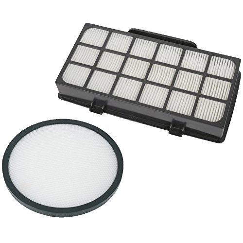 Rowenta Filter-Set für X-Trem Power Cyclonic (RO69xx) ZR006001 Kit, Noir, Blanc