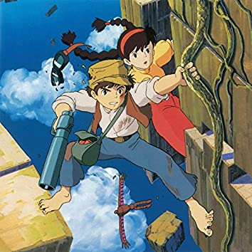 Laputa: Castle in the Sky Soundtrack -The Mystery of the Levitation Stone-