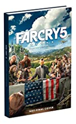 Guide de Jeu Far Cry 5 - Version Française