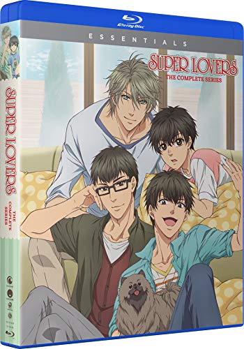 Super Lovers: The Complete Series [Blu-ray]