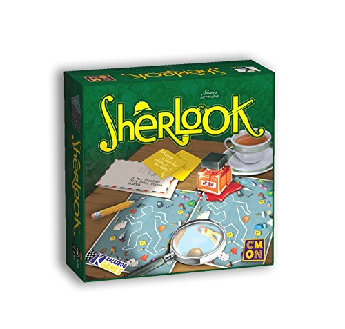 Sherlook Brettspiel