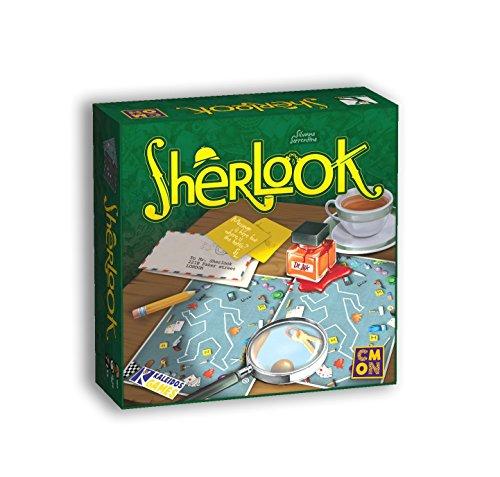 Sherlook Brettspiel