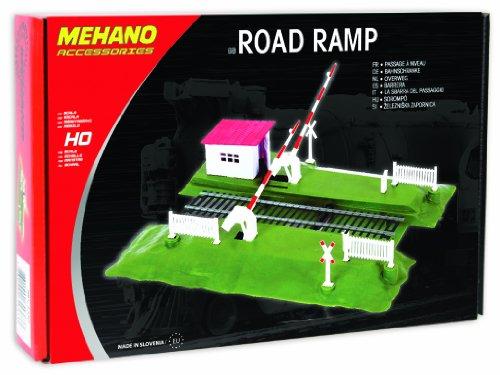 Mehano - Vía para modelismo ferroviario (H0 ME BAHNÜBERGANG F290)