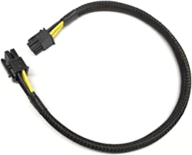 LODFIBER 8pin to 6pin Power Adapter Cable for DELL PowerEdge R200 and GPU Video Card 35cm