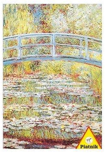 muchas sorpresas Puzzle Puzzle Puzzle  Monet Japanese Bridge 1000 Pcs by Pomegranate  ahorre 60% de descuento