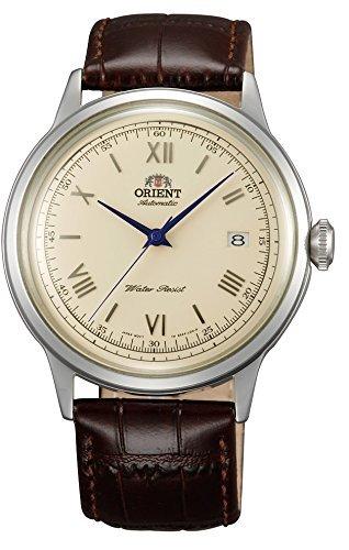[オリエント時計] 腕時計 オートマティック 国内メーカー保証付き Bambino バンビーノ SAC00009N0