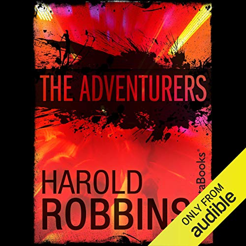 The Adventurers cover art