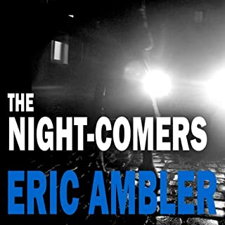 The Night-Comers cover art