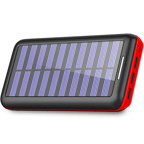 Power Bank Solar Portable Charger