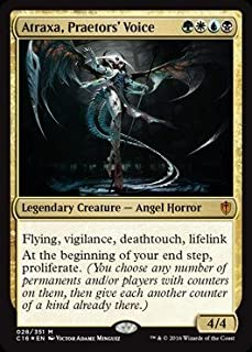 Magic: the Gathering Atraxa, Praetor39;s Voice (028/351) - Commander 2016 - Foil