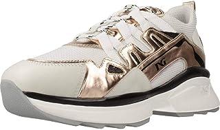 NeroGiardini E010808D Sneaker Donna Pelle/Tela
