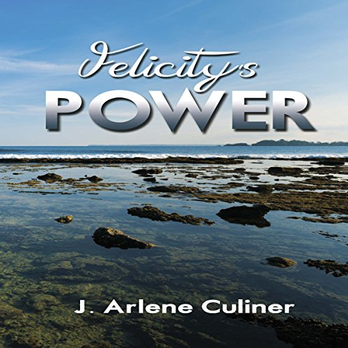 Felicity's Power audiobook cover art