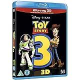 Toy Story 3 [3D Blu-ray + Blu-ray]