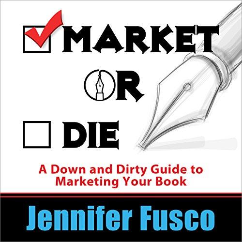 Market or Die audiobook cover art