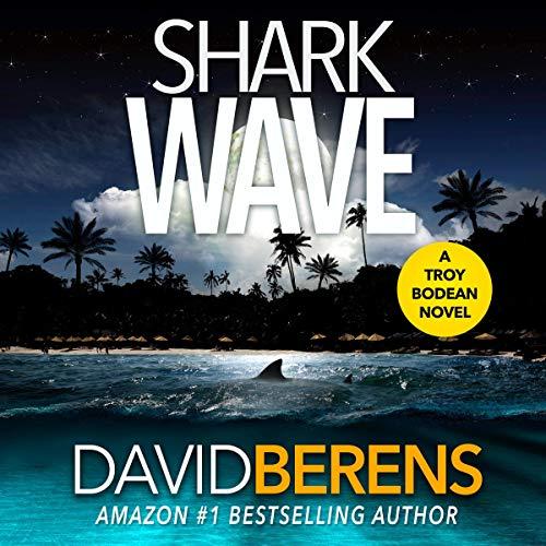 Shark Wave Audiobook By David F. Berens cover art