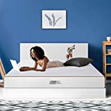 BedStory Mattress, 6 Inch Memory Foam Mattress Full Bamboo Charcoal Infused Double Size