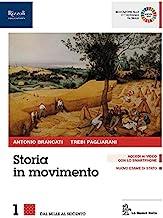 Scaricare Libri Storia in movimento. Per le Scuole superiori. Con e-book. Con espansione online. Con Libro: Lavorare con la storia: 1 PDF