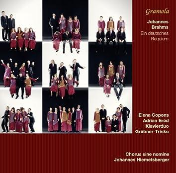 Brahms: Ein deutsches Requiem, Op. 45 (A German Requiem)