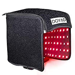 [New Version] Red Light & Infrared Light Therapy for Hair Loss Hair Growth Cap Portable Foldable Therapy Cap for Women and Men