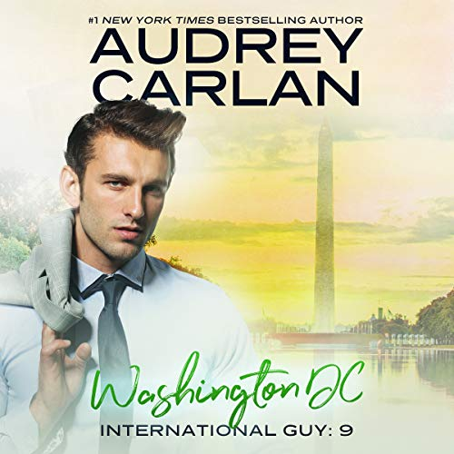 Washington DC audiobook cover art