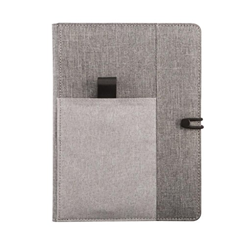 XD Design–Kyoto A5 Notizbuch Umschlag, grau