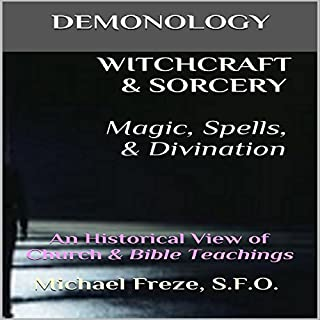 Demonology Witchcraft & Sorcery, Magic, Spells, & Divination cover art