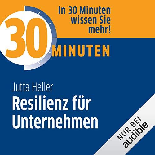 Couverture de 30 Minuten Resilienz für Unternehmen