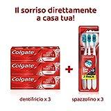 Zoom IMG-1 colgate kit sbiancante dentifricio max