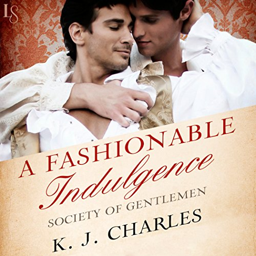 A Fashionable Indulgence audiobook cover art