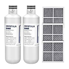"""Crystala CF10 LT1000P Water Filter Statement: Go to the NSF database and enter """"CF10"""" in the """"Brand/Model"""" field. The following claims have not been tested and certified by NSF. If you find that the product is not certified by NSF42, you can apply fo..."""