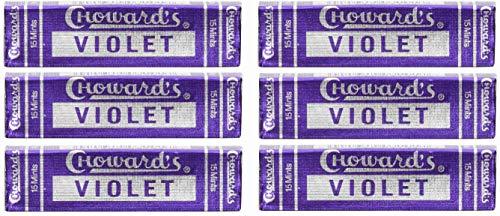Violet Mints - Choward's (6 Pack)