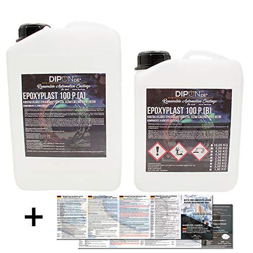 DipOn Epoxyplast resina epossidica