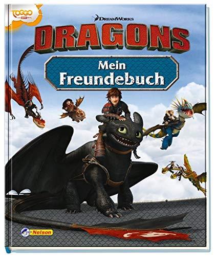 Dreamworks Dragons - Mein Freundebuch