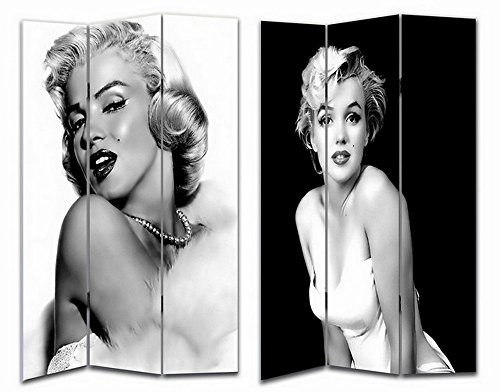 HTI-Line Paravent Marilyn Monroe