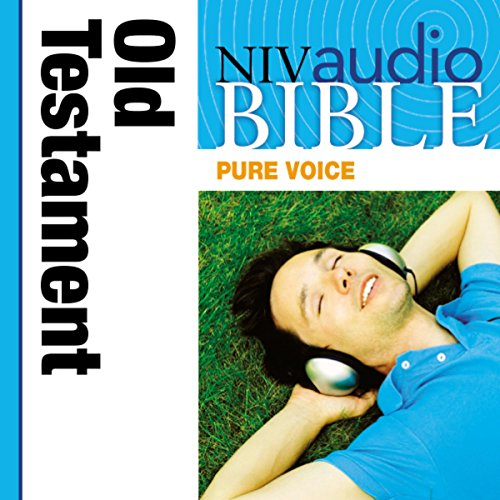 NIV, Audio Bible, Pure Voice: Old Testament, Audio Download audiobook cover art