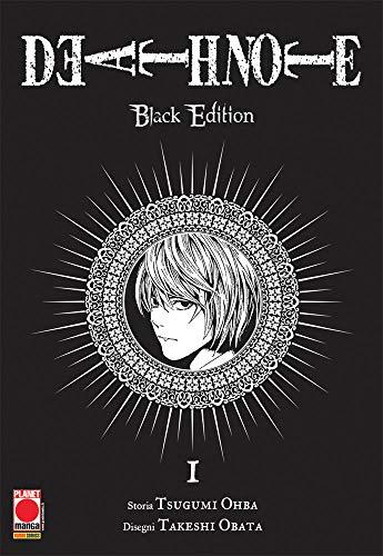Death Note. Black edition (Vol. 1)