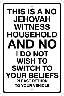 Jehovah Witness Accessories