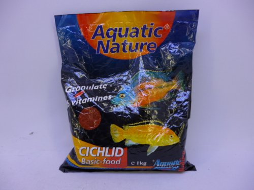 Aquatic Nature AFRICAN CICHLID ENERGY-FOOD S 1 Kg
