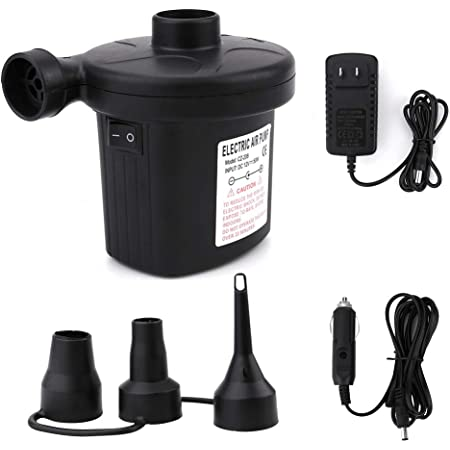 Details about  /Universal USB Electric Air Pump DC5V Inflator for Boat Inflatable Bed Sofa Tools