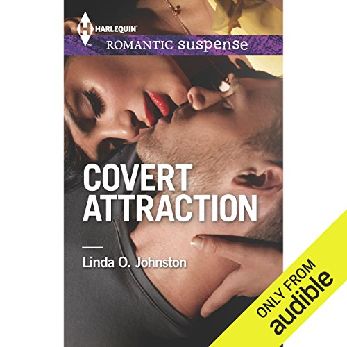 Covert Attraction audiobook cover art