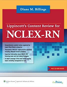 Lippincott s Content Review for NCLEX-RN + NCLEX-RN 10,000 PrepU Access Code