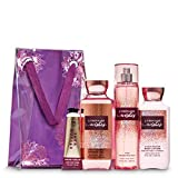 Bath & Body Works A Thousand Wishes Gift Set 2019 Edition with Mist, Body Lotion, Shower Gel, Hand Cream & Gift Bag