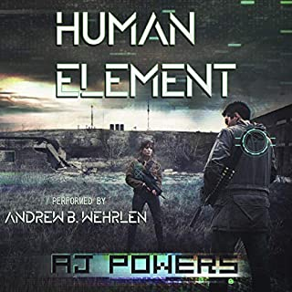 Human Element audiobook cover art