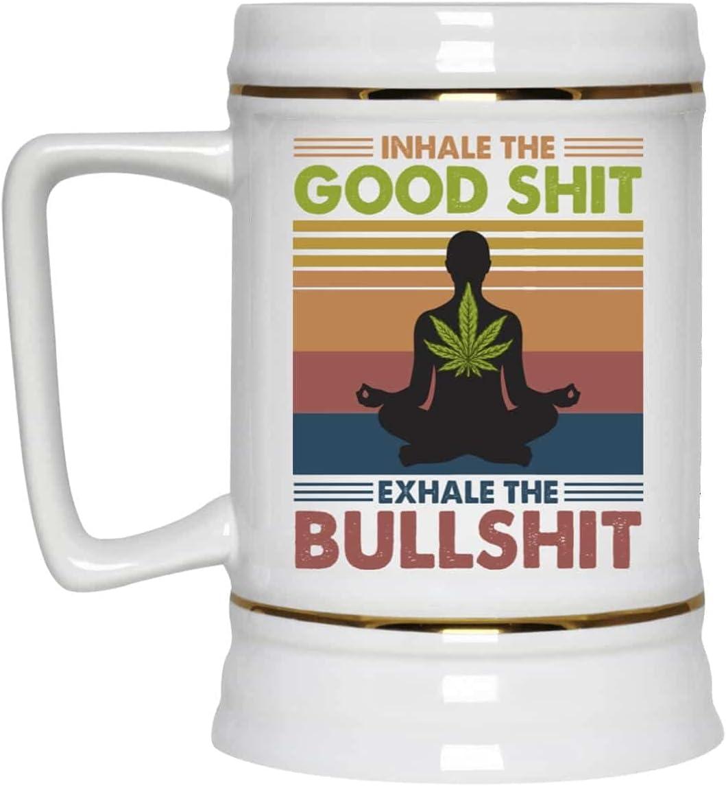 TrueKool Inhale The Good S-hit for Coffee Lovers Stoner Ceramic Many popular brands Ranking TOP19