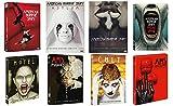 AMERICAN HORROR STORY - Stagioni 1-2-3-4-5-6-7-8 (29 Dvd)...