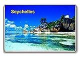 Seychelles/fridge magnet.. - Aimant de réfrigérateur