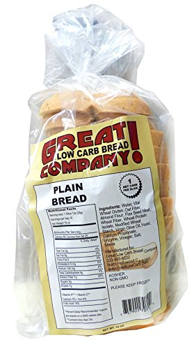Great Low Carb Bread Co. Rye Bread 1 Loaf