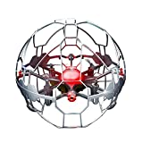 Air Hogs 6044137 - Supernova, 30+ Moves und Tricks, ganz ohne Berührung